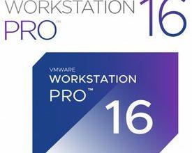 VMware Workstation Pro 16.1.1 Crack With License Key Free Download