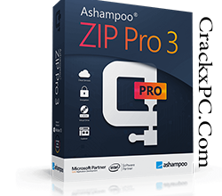 Ashampoo ZIP Pro 3.06.11 Crack With License Key [Latest] 2021 Free
