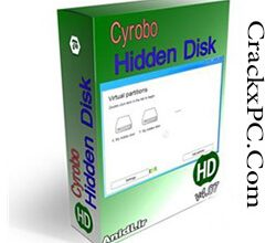 Cyrobo Hidden Disk Pro 5.01 With Crack [Latest] Free Download