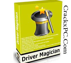 Driver Magician Crack with Keygen Latest Version for PC [2021]