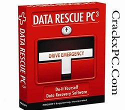 Prosoft Data Rescue Pro Crack Full Version Free Download for PC