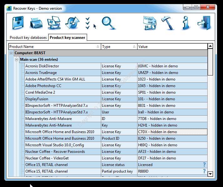 Recover Keys MSP 11.0.4.235 Crack Full Download