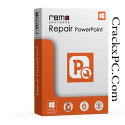 Remo Repair PowerPoint 2.0.0.21 Crack + License Key Full Version