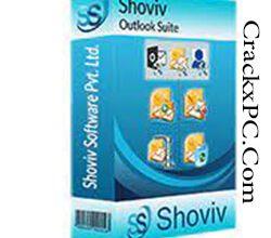 Shoviv Outlook Suite 21.4 Crack + License Key Full Free Download