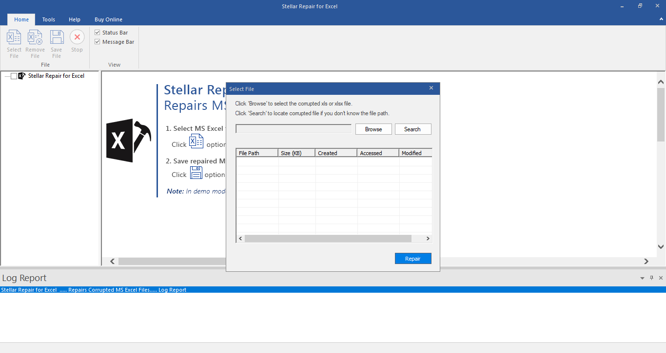 Stellar Repair for Excel Registration Number with Crack latest Version