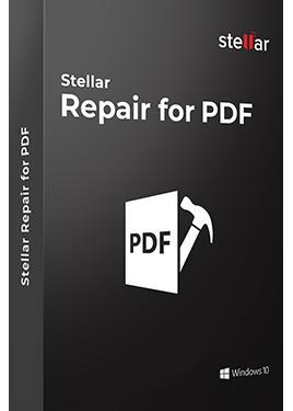 Stellar Repair for PDF Crack Full Version with License Code Free Download