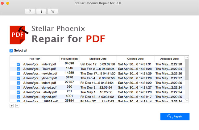 Stellar Repair for PDF Crack with Keygen Latest Version for PC