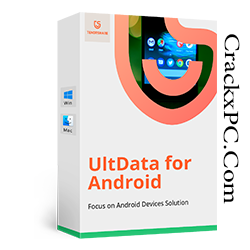 Tenorshare UltData 9.4.1.6 Crack Patch + Registration Code 2021
