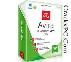 Avira Phantom VPN Pro 2.32.2.324115 Crack + Key [2021] Full Free CrackxPC
