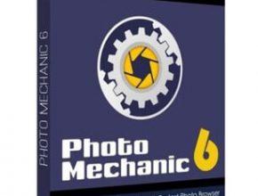 Camera Bits Photo Mechanic 6.0 Crack + Serial Key 2021 Free Download crackxpc