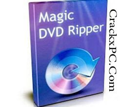 Magic DVD Ripper 10.0.2 with Crack Free Download [Latest Version] CrackxPC
