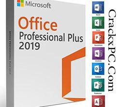 Microsoft Office 2019 Professional Plus v2101 Crack + Activator [Latest] CrackxPC