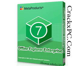 Offline Explorer Enterprise 8.0.4880 Crack+ Product Key Free Download CrackxPC