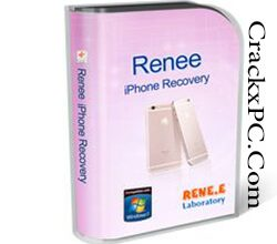 Renee iPhone Recovery Crack With Serial key Download [Latest 2021] CrackxPC