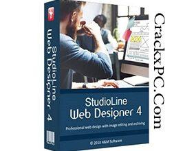 StudioLine Web Designer 4.2.61 Crack Plus License Key [2021] CrackxPC