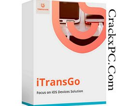 Tenorshare iTransGo 1.3.2.6 Crack With Serial Key Download [2021] CrackxPC