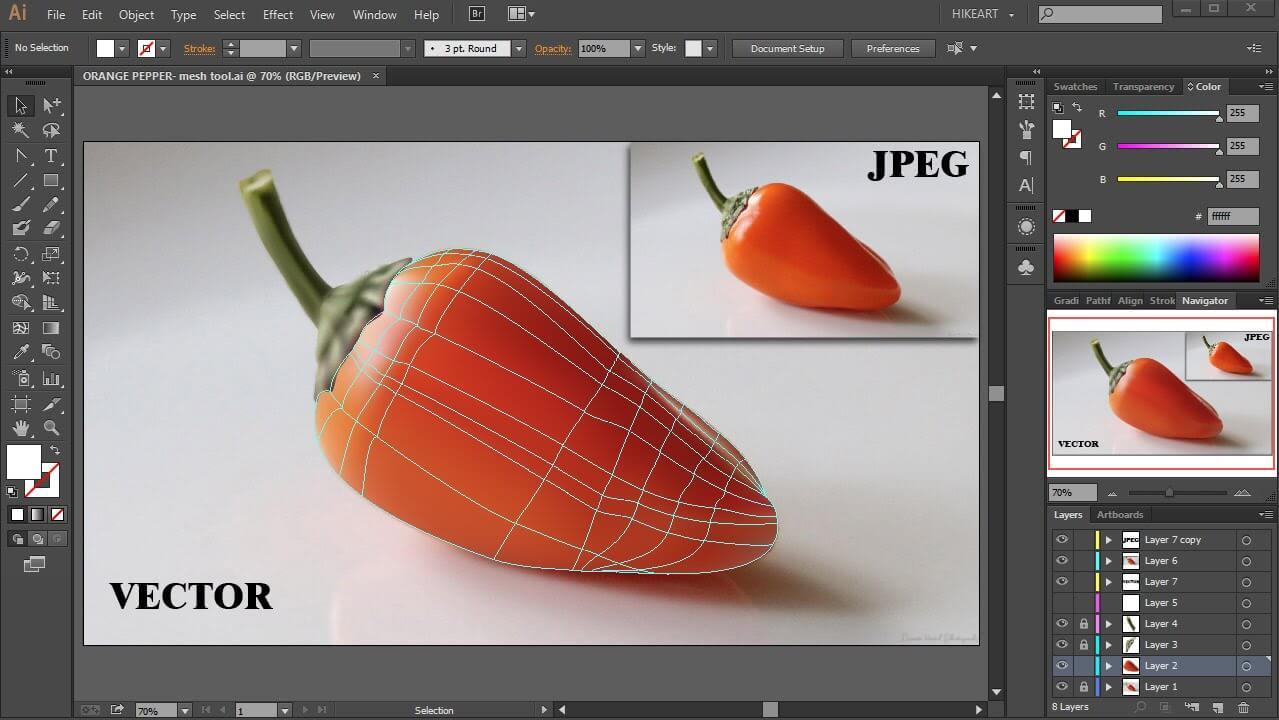 Adobe Illustrator 2021 v25.3.1.390 with Crack Full Version [Pre-Activated]