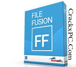 Abelssoft FileFusion 2021 4.04.28290 Crack + License Key Download | CrackxPC