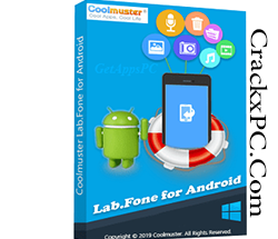 Coolmuster Lab Fone for Android 5.2.56 Crack + Registration Key [Latest]   CrackxPC