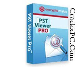 Encryptomatic PstViewer Pro 2021 v9.0.1239.0 with Crack Full Version   CrackxPC