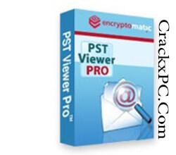 Encryptomatic PstViewer Pro 2021 v9.0.1239.0 with Crack Full Version | CrackxPC