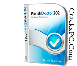 Kerish Doctor 2021 Crack 4.85 With License + Serial Key Free Download   CrackxPC