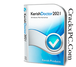 Kerish Doctor 2021 Crack 4.85 With License + Serial Key Free Download | CrackxPC