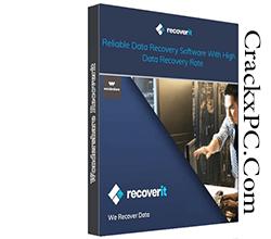 Wondershare Recoverit 9.7.2.12 Crack+Serial Key [2021] Free Download | crackxpc