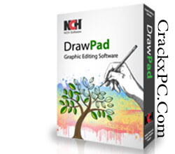 NCH DrawPad Pro 7.76 Crack With Activation key 2021 Free Download   CrackxPC