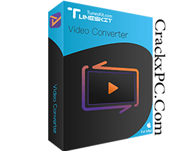 TunesKit Video Converter 1.0.0 with Crack Latest Version Free Download | CrackxPC