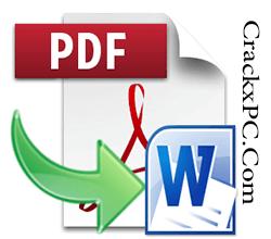 TriSun PDF to DOC Crack 16.1 Build 066 + License Key Download 2021 CrackxPC