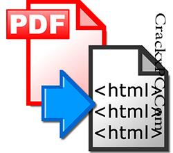 TriSun PDF to HTML 9.1 Build 045 Crack + License Key [100% Working] 2021 CrackxPC
