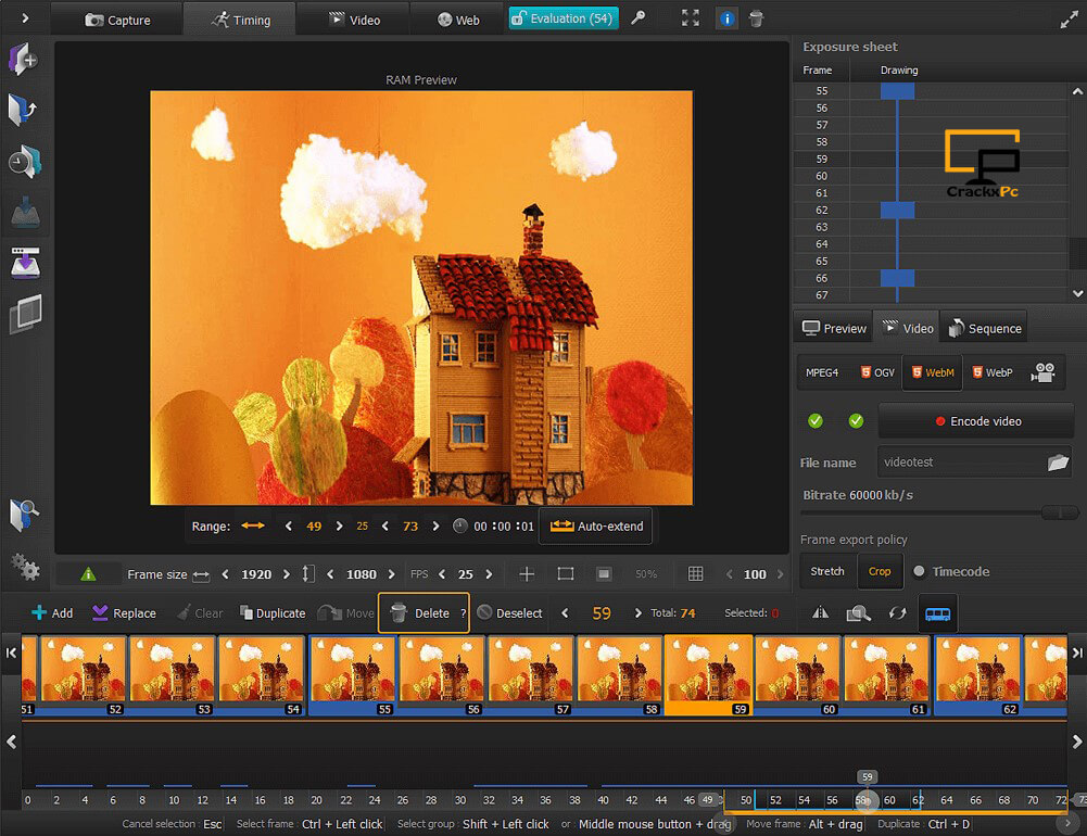 AnimaShooter Capture 3.8.18.8 Crack With License Key Full Download