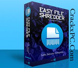 Easy File Shredder 2.0.2020.122 With Crack [Latest] 2021 Download | CrackxPC
