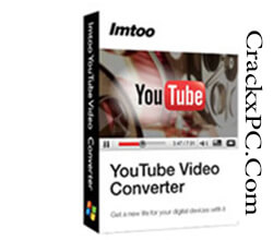ImTOO YouTube Video Converter 2021 with Serial Key Latest Version Logo | CrackxPC