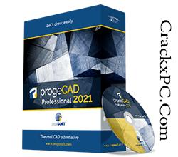 ProgeCAD 2021 Professional 21.0.6.26 Crack & Serial Number Download Logo | CrackxPC